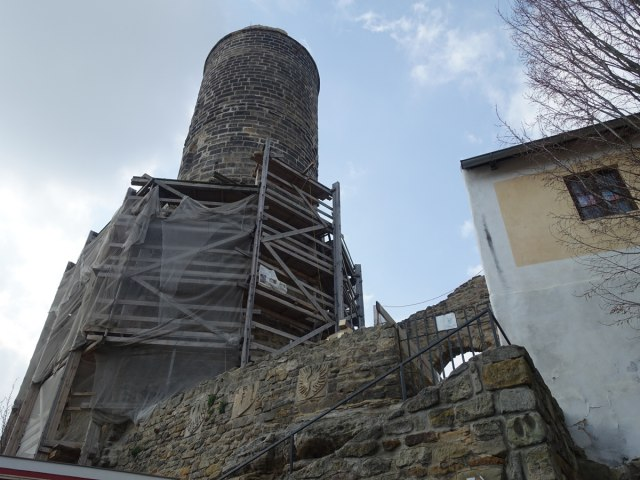 Otevření hradu 4